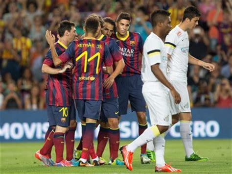 Watch/Download Jogo completo entre Barcelona X Santos, final mundial de clubes - 3GPVideos.In