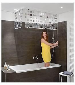 Kit De Douche : kit rideau de douche roulant angulaire banyo pour sanitaires ~ Melissatoandfro.com Idées de Décoration