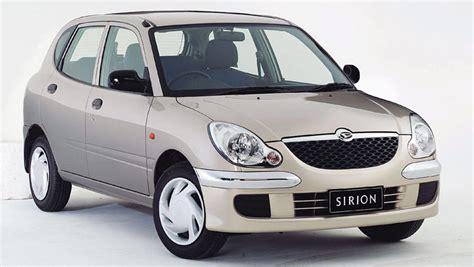 Daihatsu Sirion by Daihatsu Sirion Used Review 1998 2005 Carsguide