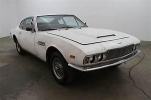 1969 Aston Martin Dbs Coupe Rhd