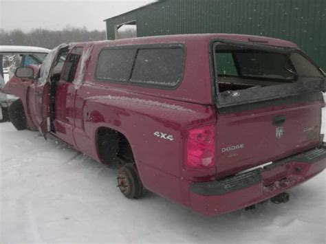 05 06 07 08 09 10 11 Dodge Dakota Trunk/hatch/tailgate W/o