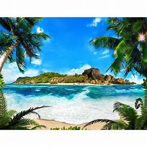 Mein Foto Xxl : strand meer palmen vlies foto wandtapete xxl dekoration runa 9213ap ~ Orissabook.com Haus und Dekorationen