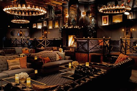 los angeles bars  design enthusiasts