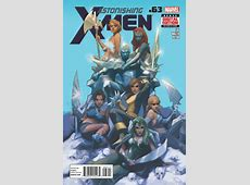 Astonishing XMen #63 Issue