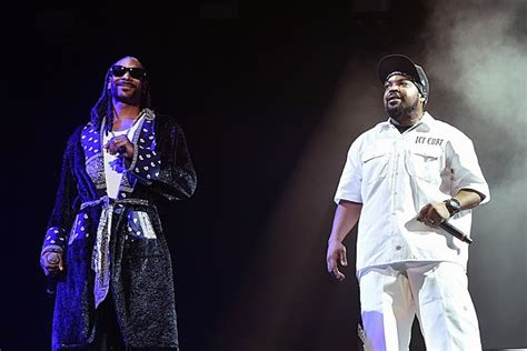 Ice Cube Reunites N.w.a, Brings Out Snoop Dogg And Common