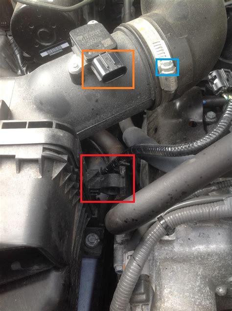 diy gen  engine cabin air filter replacement subaru