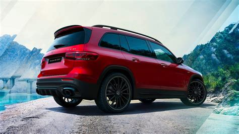 And, in some ways, this suv is also the most revolutionary. The new Mercedes-AMG GLB 35 4MATIC does not compromise - PhilStar Wheels