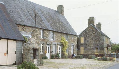 les maisons en normandie