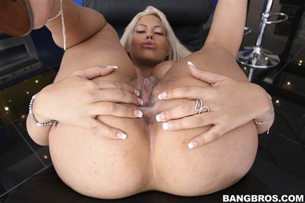 #Sexy #Oiled #Bridgette #B #Getting #Her #Asshole #Fucked #Hard