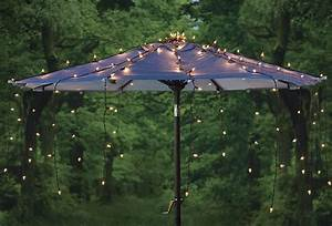 Waterfall Umbrella Canopy Light Cover - The Green Head