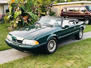 Rare Survivor: 1990 Ford Mustang 7-Up Convertible