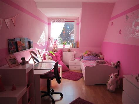 Kinderzimmer Mädchen by Kinderzimmer M 228 Dchen Zimmer Unser Haus Zimmerschau