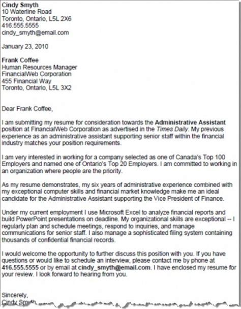 Exle Of A Cover Letter For Assistant 25 Best Ideas About Resume Cover Letters On