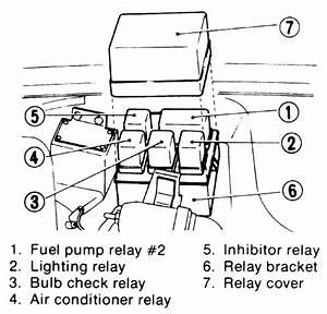 1978 280z Fuel Pump Relay Location - Wiring Diagrams Image Free