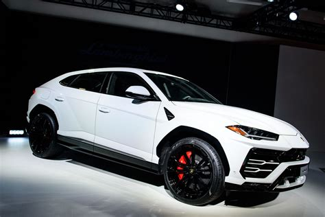 Lamborghini Urus Picture by Why A Hybrid Suv Is In The Cards For Lamborghini