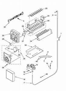 Kitchenaid Superba Refrigerator Parts List