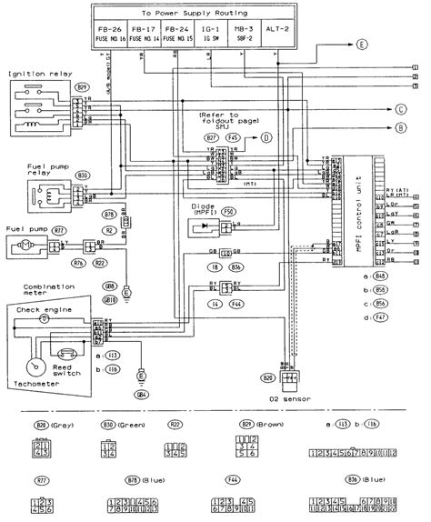 Subaru Fuel Wiring Diagram by Drove The Car Home Yesterday Didn T Start This Morning