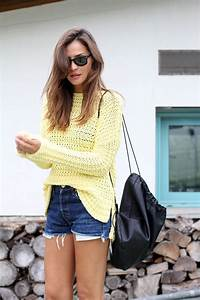 Yes, You Can Wear Denim Shorts In Autumn - Just The Design  Wearing