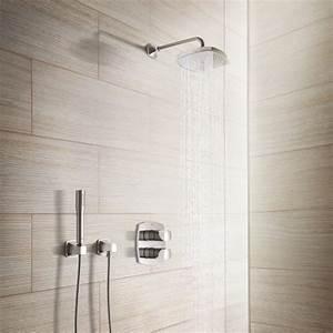 Dusche Unterputz Armatur : wie eine unterputzarmatur eine dusche aufwertet ~ Michelbontemps.com Haus und Dekorationen