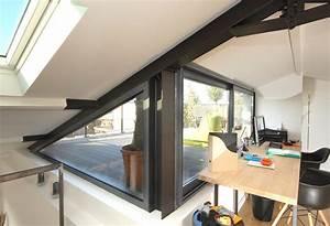 Amenagement Terrasse De Toit : des combles et une terrasse ~ Premium-room.com Idées de Décoration