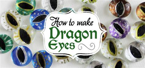 easy dragon eyes dragon craft  peaceful planet