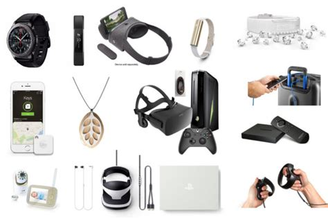20 best christmas gift ideas for tech gadget lovers 2016