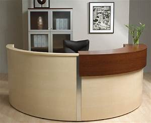 Reception furniture office reception desks for Office receptionist desk