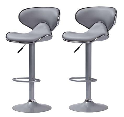 tabouret de bar mustang tabouret de bar gris cobra chaise de bar tabouret de bar topkoo