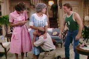 Beverly Archer, Vicki Lawrence, Ken Berry & Allan Kayser ...