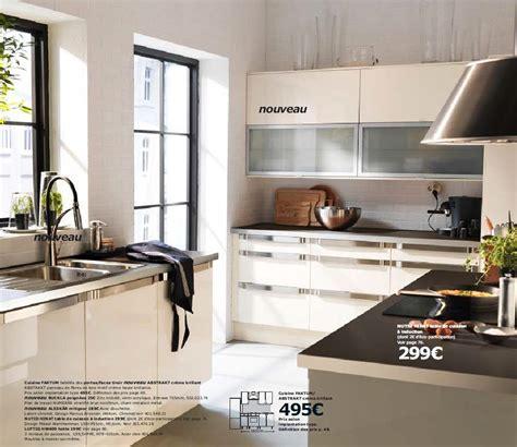 cuisine faktum davaus cuisine ikea faktum blanc avec des idées