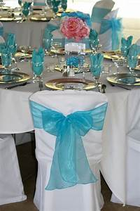 wedding reception ideas for tables in pink and torqouise ...