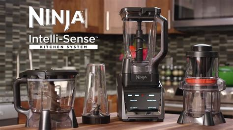 introducing  ninja intelli sense kitchen system