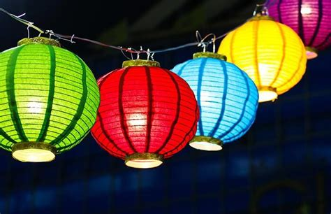 lampions hochzeit die schoensten dekoideen mit lampions