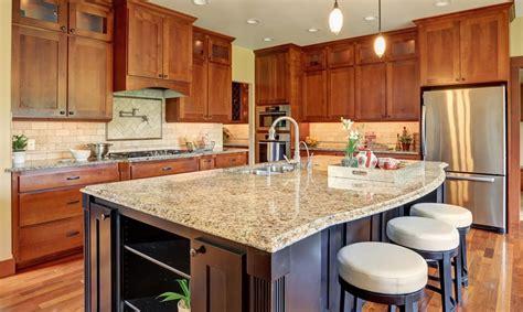 types  kitchen countertops image gallery designing idea