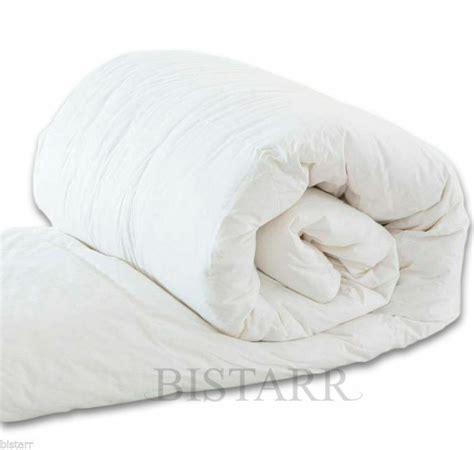 Duvets 15 Tog by Hollowfibre Duvet Single King Size 4 5 10 5 13 5