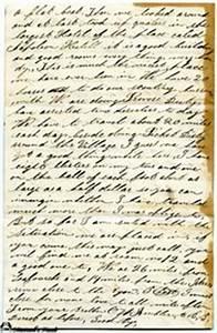 civil war soldier39s letter for sale antiquescom With civil war letters for sale