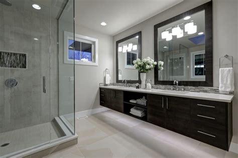Modern Bathroom Designs Pdf by Master Bathroom Remodel Cost Analysis For 2019