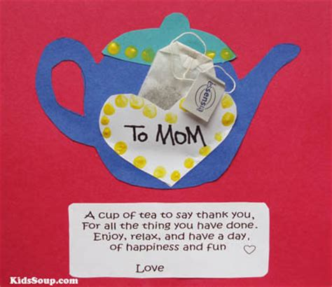 preschool mothers day s day preschool crafts artworks and poems kidssoup 565