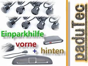 Einparkhilfe Vorne Und Hinten : einparkhilfe r ckfahrwarner pdc 8 sensoren vorne und hinten f r kia sportage ebay ~ Yasmunasinghe.com Haus und Dekorationen