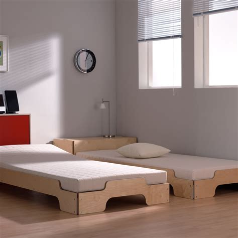 Stacking Bed in birch   Rolf Heide   Shop