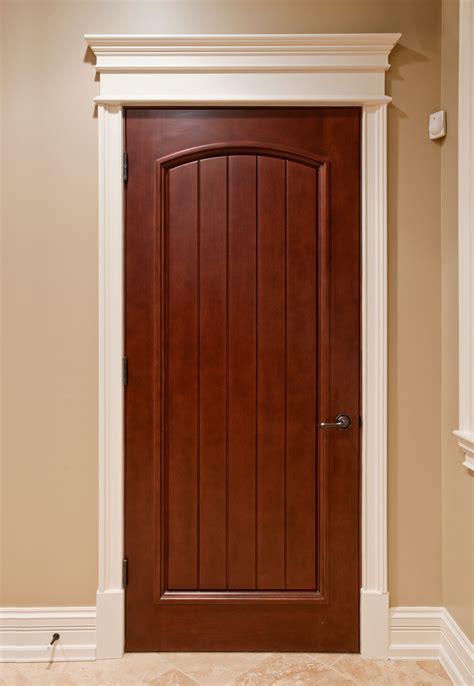 custom solid wood interior doors traditional design