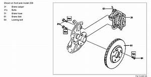 Step By Step Diagram On How Do You Change The Front Brake