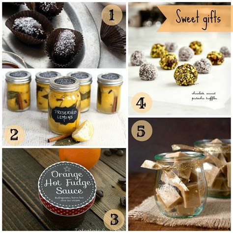 gifts from the kitchen ideas handmade with gifts from your kitchen