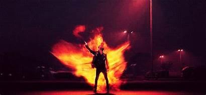 Fire Phoenix Valor Team Pyrokinesis Magic Maleoc