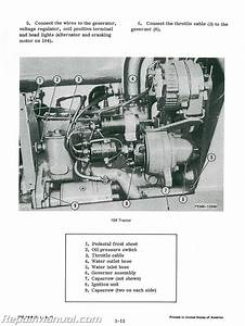 International Harvester Cub 154 184 185 Loboy Service