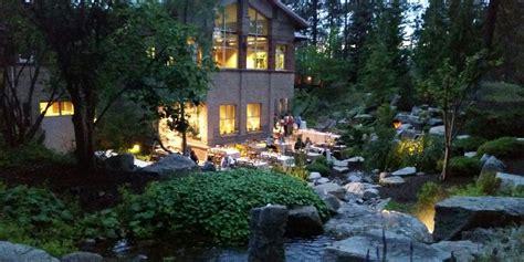 bluwoods weddings  prices  spokane wedding venues