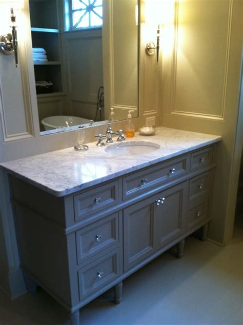 Unfinished Bathroom Cabinets Atlanta by New Residence Furniture Vanity Bathroom Vanities