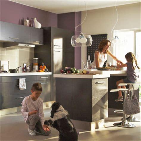d馗oration cuisine ouverte décoration salon et cuisine ouverte