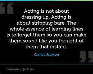 The Acting Resource