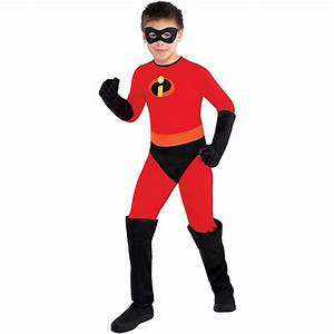 Uniques Shop Boys Dash Costume The Incredibles-Large ...